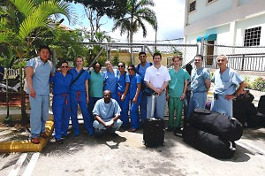 H4 Medical Relief 2014 Dominican Republic Mission Staff