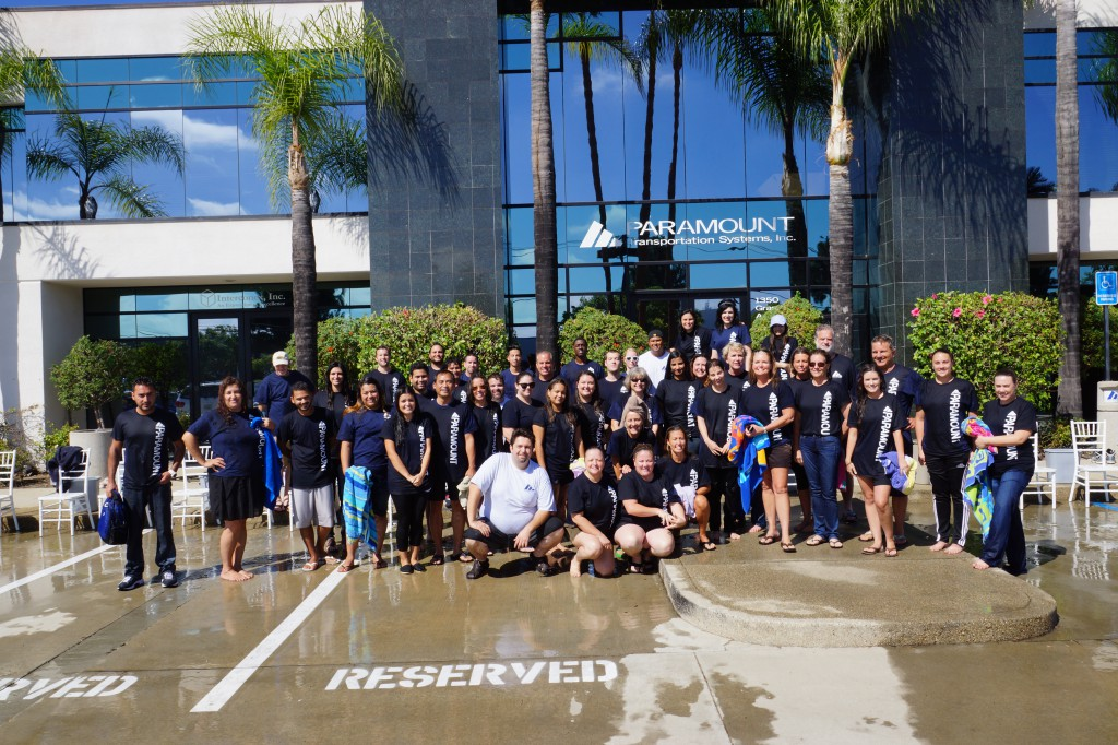 Paramout San Diego Staff